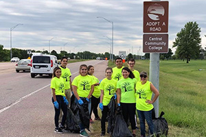 Highway 281 Cleanup