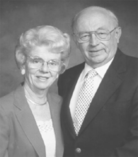 Dr. Jack and June Yost