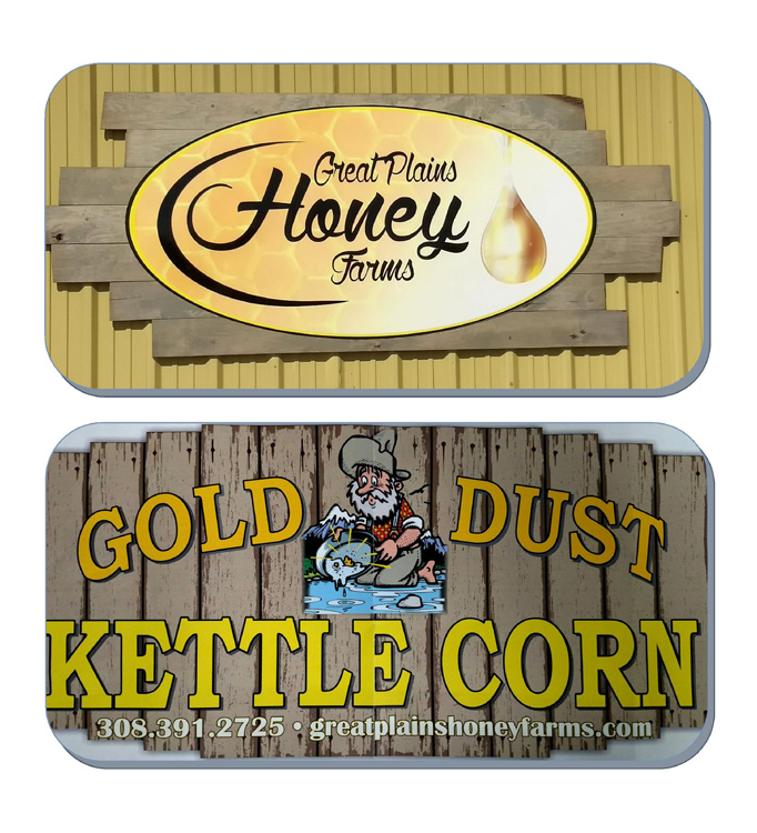 great planes honey farm and gold dust kettle corn