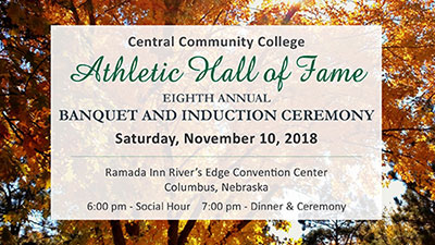Athletic Hall of Fame Announcement